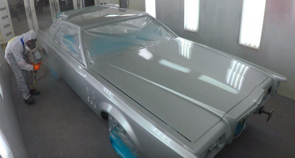 cuanto cuesta pintar un carro
