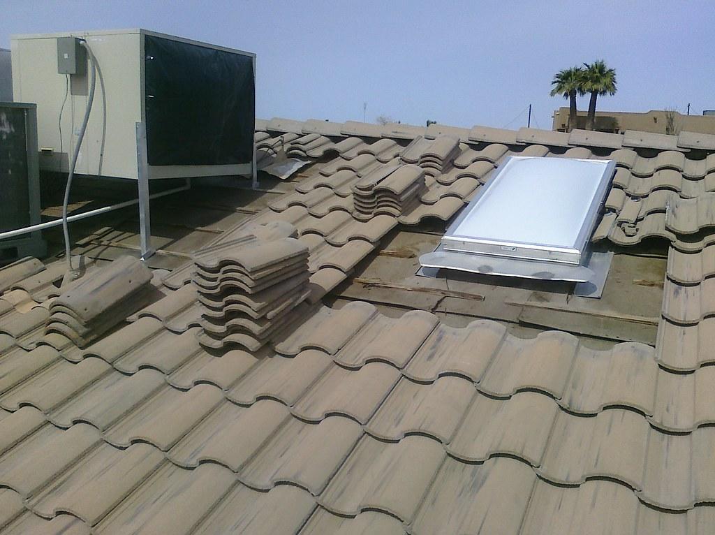 escuadra de roofing