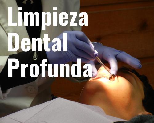 Limpieza dental profunda en USA